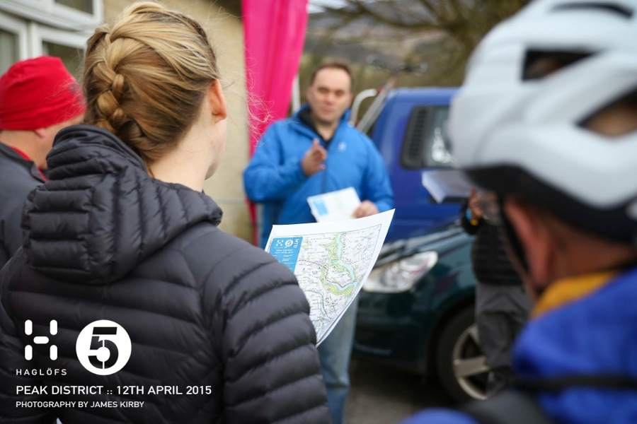 Peak District Haglof Open 5 Adventure Race | Outdoor Adventure Motivational Speaking | Hetty Key | Mud, Chalk & Gears
