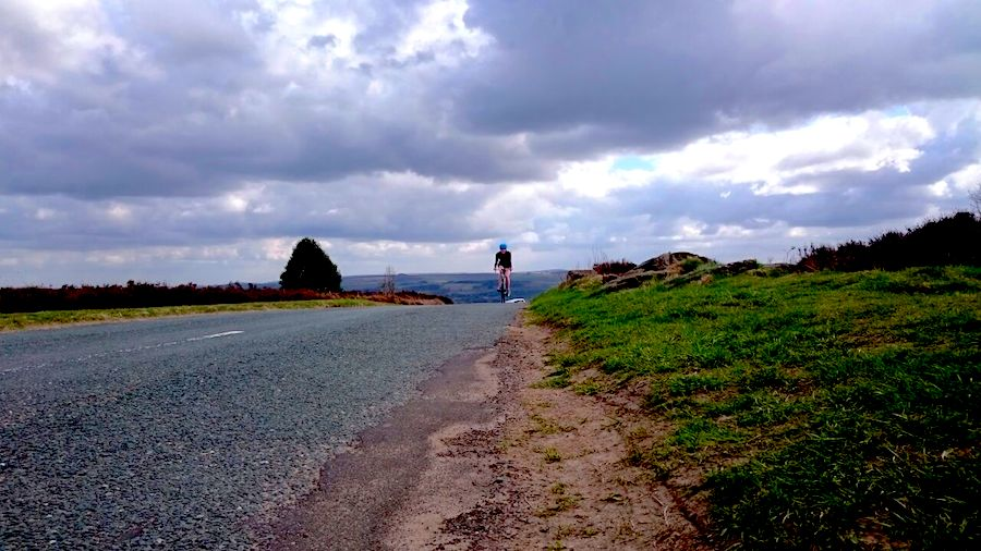 Road biking in the Peak District | Outdoor Adventure Motivational Speaking | Hetty Key | Mud, Chalk & Gears