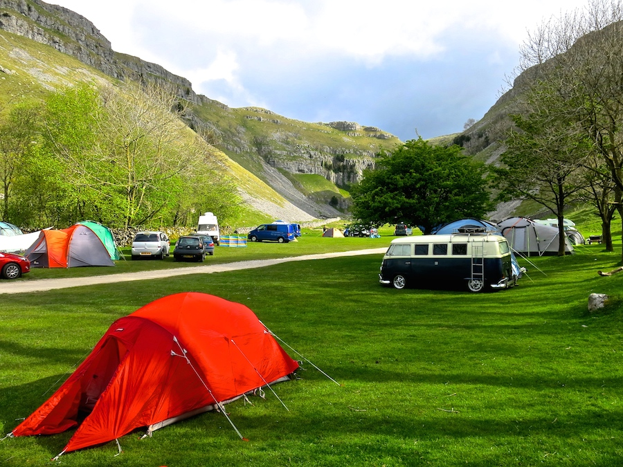 Camping at Malham Cove and Gordale Scar | Outdoor Adventure Motivational Speaking | Hetty Key | Mud, Chalk & Gears