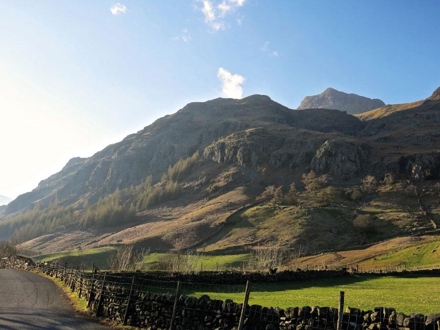 Climbing at Raven Crag, Langdale, Lake District | Outdoor Adventure Motivational Speaking | Hetty Key | Mud, Chalk & Gears